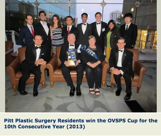 Ohio Valley Society of Plastic Surgeons (OVSPS) Cup 2013