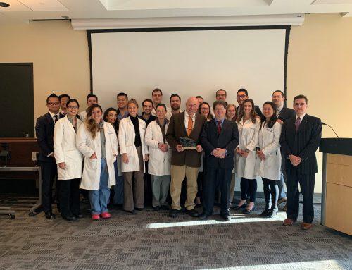Dr. Roger Khouri – Visiting Professor